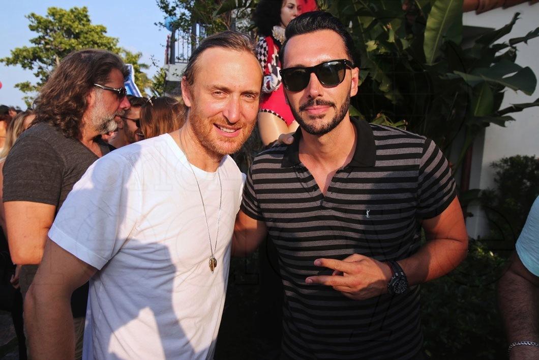 5-David Guetta & Cedric Gervais