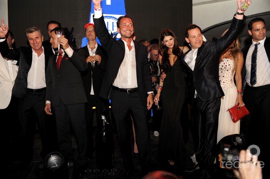 6-George Walner, Nicolo Tita, Simonne Middelton, Justin Keener, Rob Sena & friends