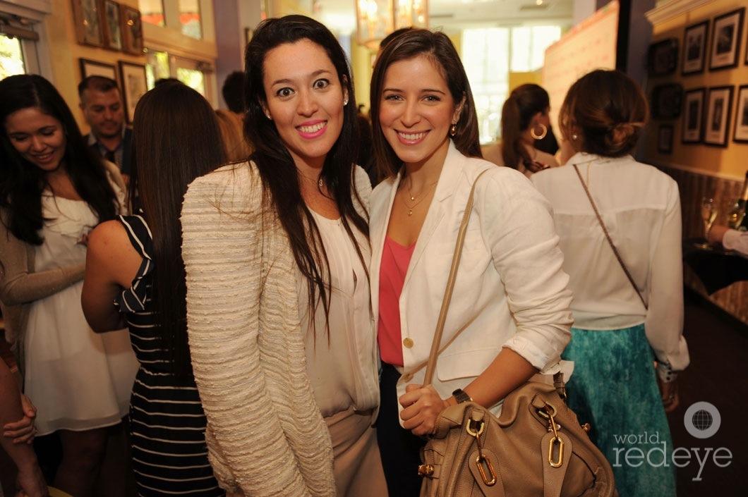Janine Well & Sofia Galue