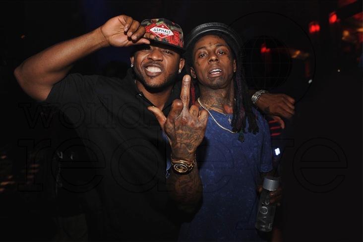 Mack Maine & Lil Wayne