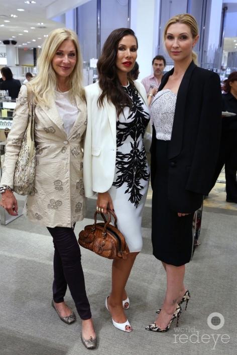 Dara Sowell, Andreea Baclea, & Regina Moody