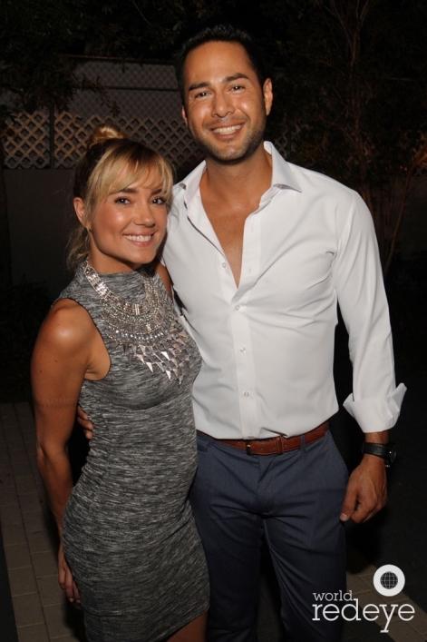 38-Valerie Graves & Karim Abud