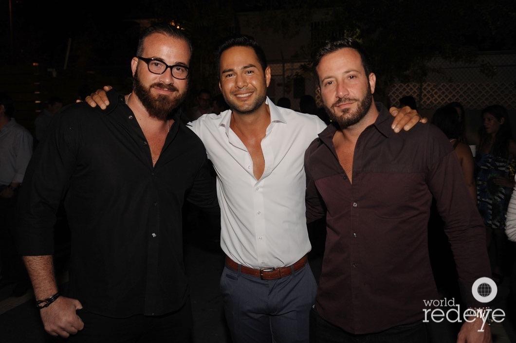 47-Elias Chousleb, Karim Abud, & Soni Chousleb