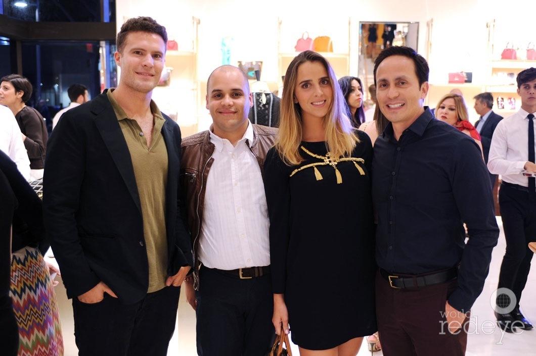 29-Nico Totaro, Gustazo Espinoza, Amaia Pagalday, & Mario Cader-Frech