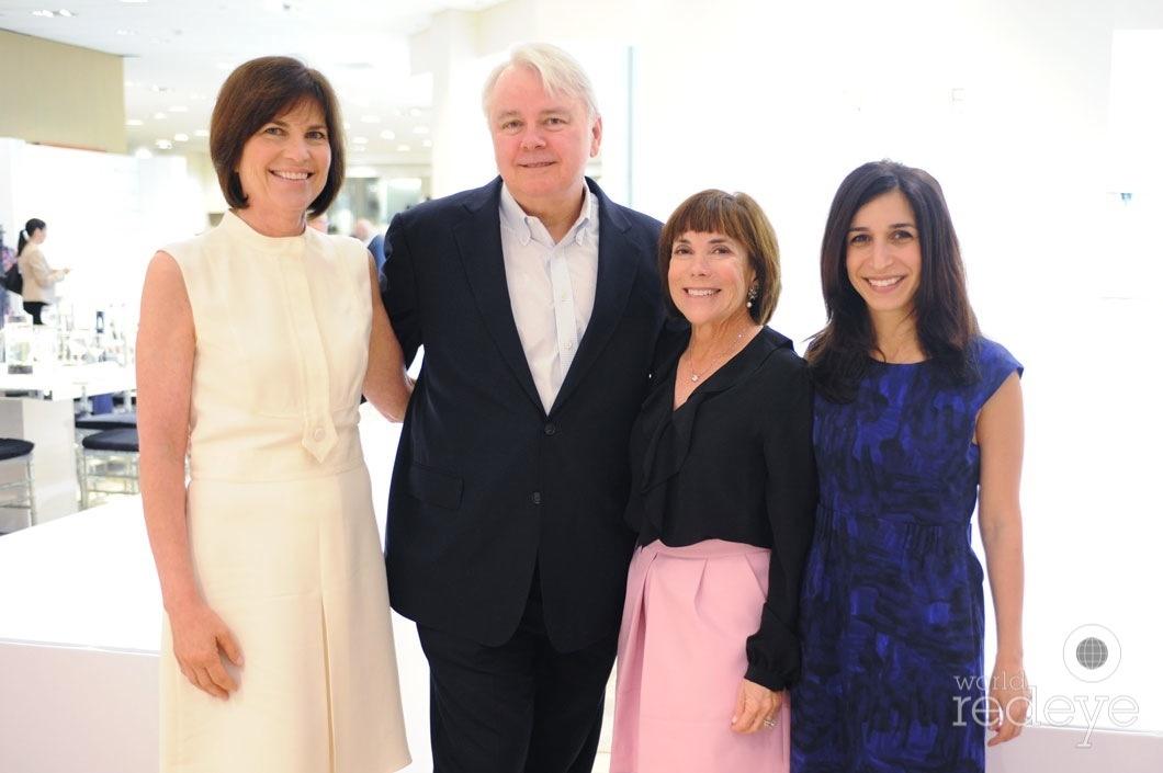6-Deborah & Dennis Scholl, Debra Frank, & Chana Sheldon