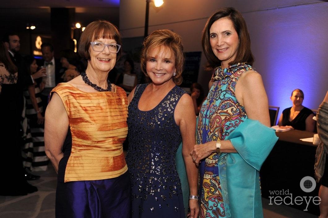 22-Gillian Thomas, Swanne DiMare, & Frances Sevilla Sacasa