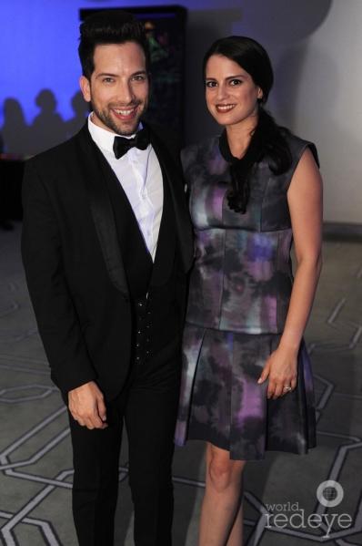 Gino Campodonico & Cristina Parra