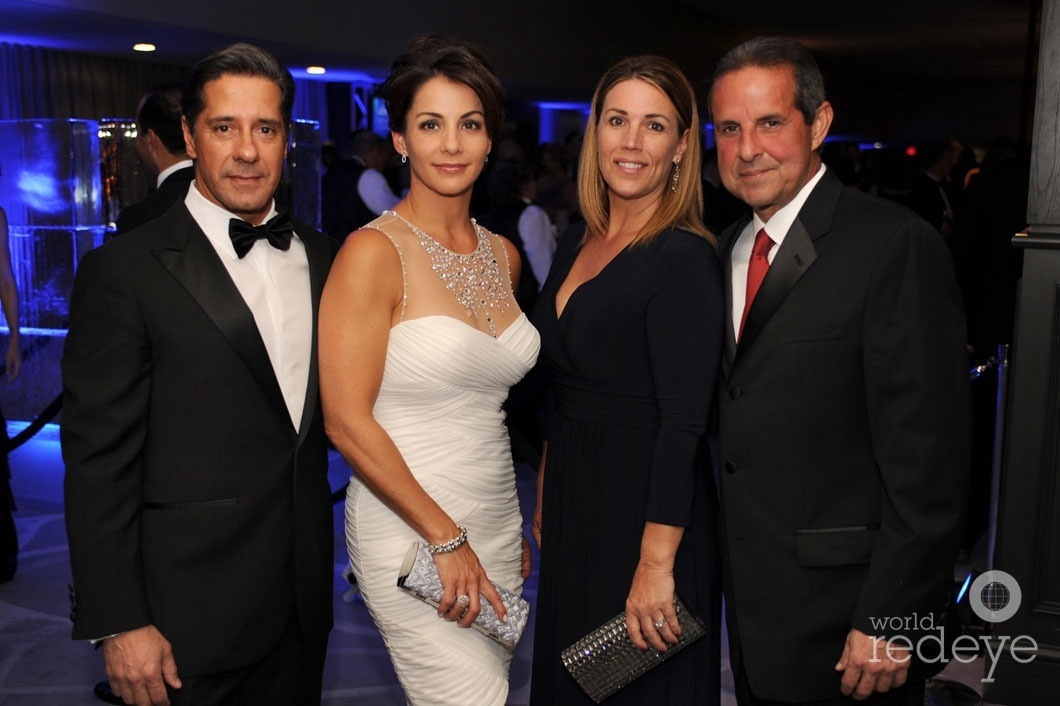 4-Alberto & Maria Carvalho, Robin Smith & Manny Diaz