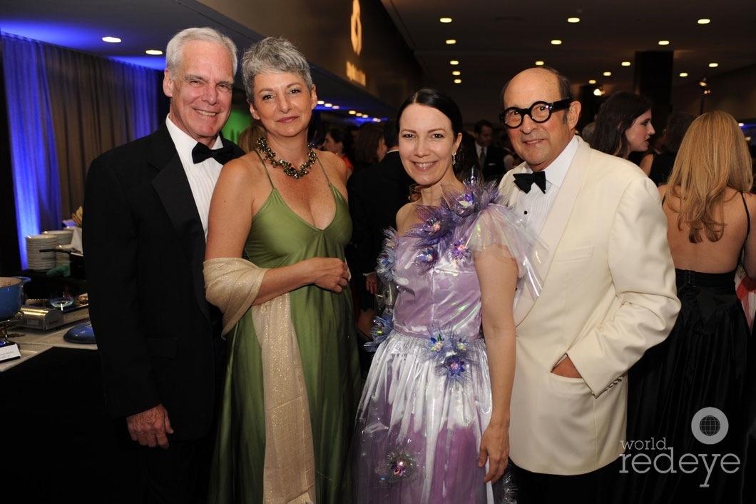 65-Howard Herring, Irene Hegedus, Adrienne Bon Haes, & Marvin Ross Friedman