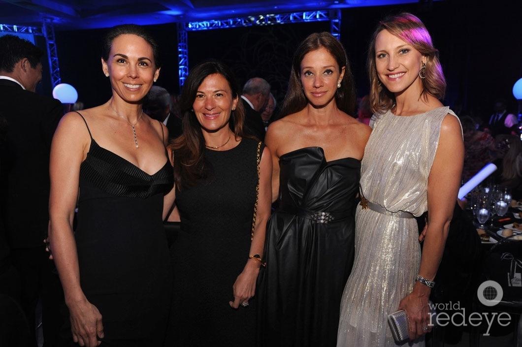 Adriana Sanchez, Sarah Harrelson, Alisa Romano, & Kinga Lampert