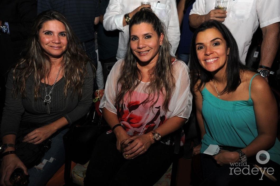 Gaby Morochas, Ale Morochas, & Friend