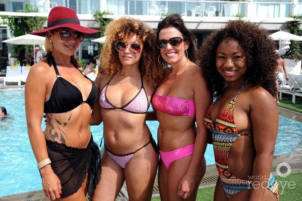 6-Chavely, Inez Bonilla, Ariane Fonseca, & Nicole Whitaker