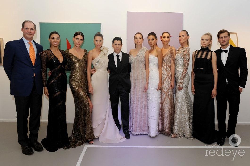 9-Andres de Corral, Nicolas Felizola, & Models