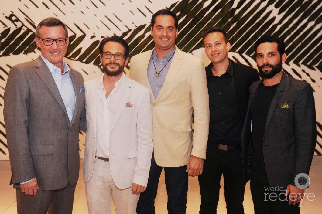 29-Philip Dailey, Yair Marcoschamer, Michael Yaas, Andrew Antonaccio, & Filo Galvez1