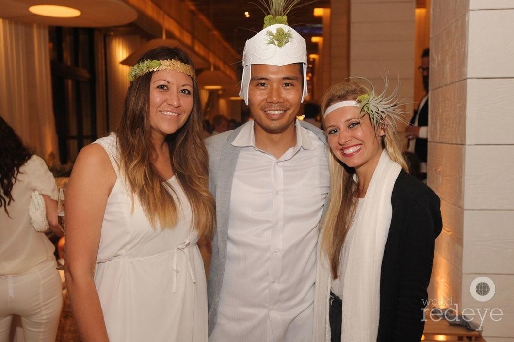 Roxana Medina, Jonathan Ong, & Megan Mulholland