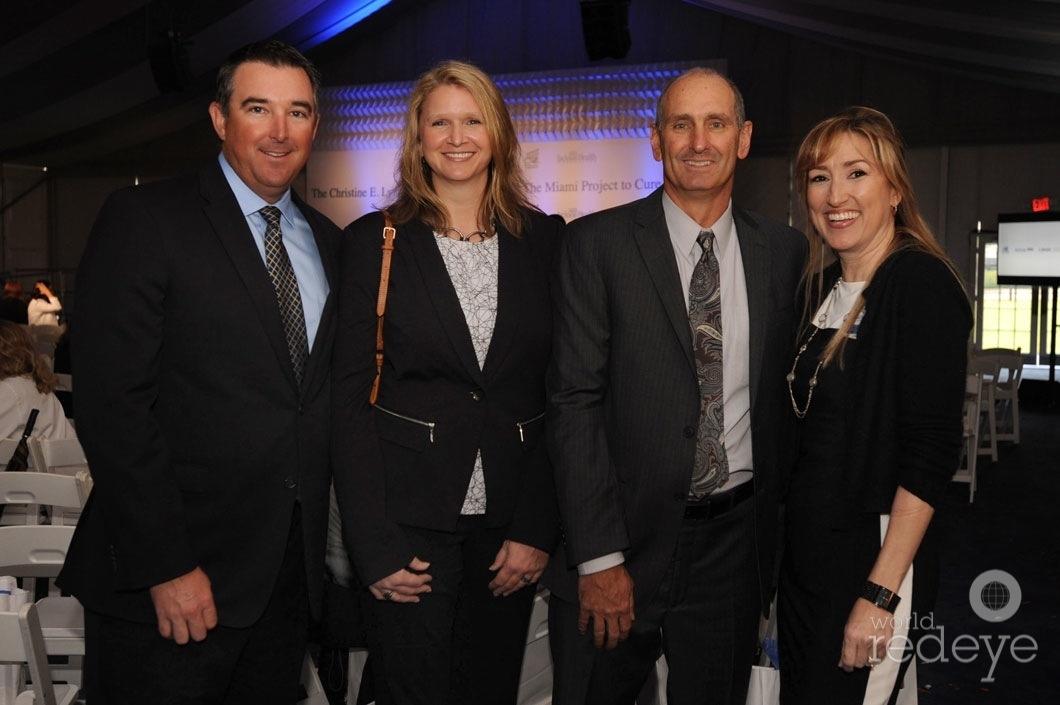 Chuck Sinclair, Heidi Higgason, Stephen Panzarino, & Isa M Nunez
