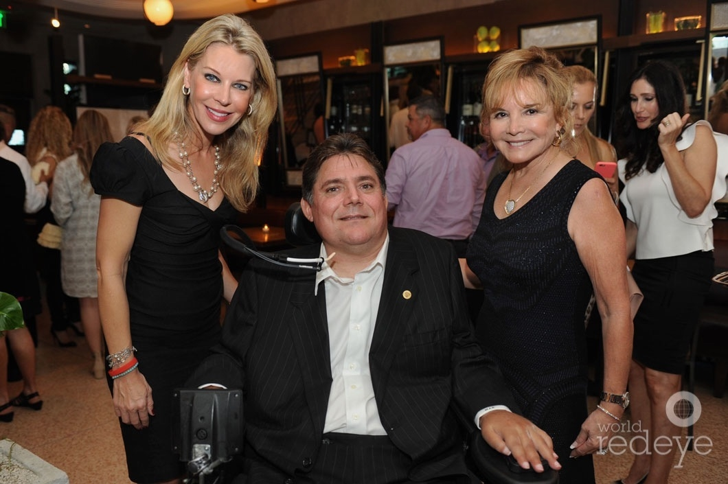 4.2-Bronwyn Miller, Marc Buoniconti, & Swanee DiMare