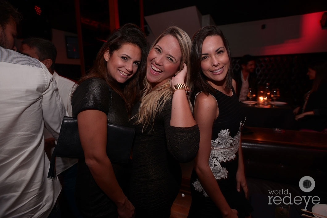 Dany Queiroz, Cynthia Melo, & Lorena Moreira
