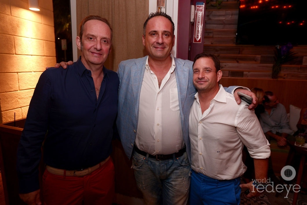 Nicola Siervo, Antonio Martucci, & Magik Brodsky