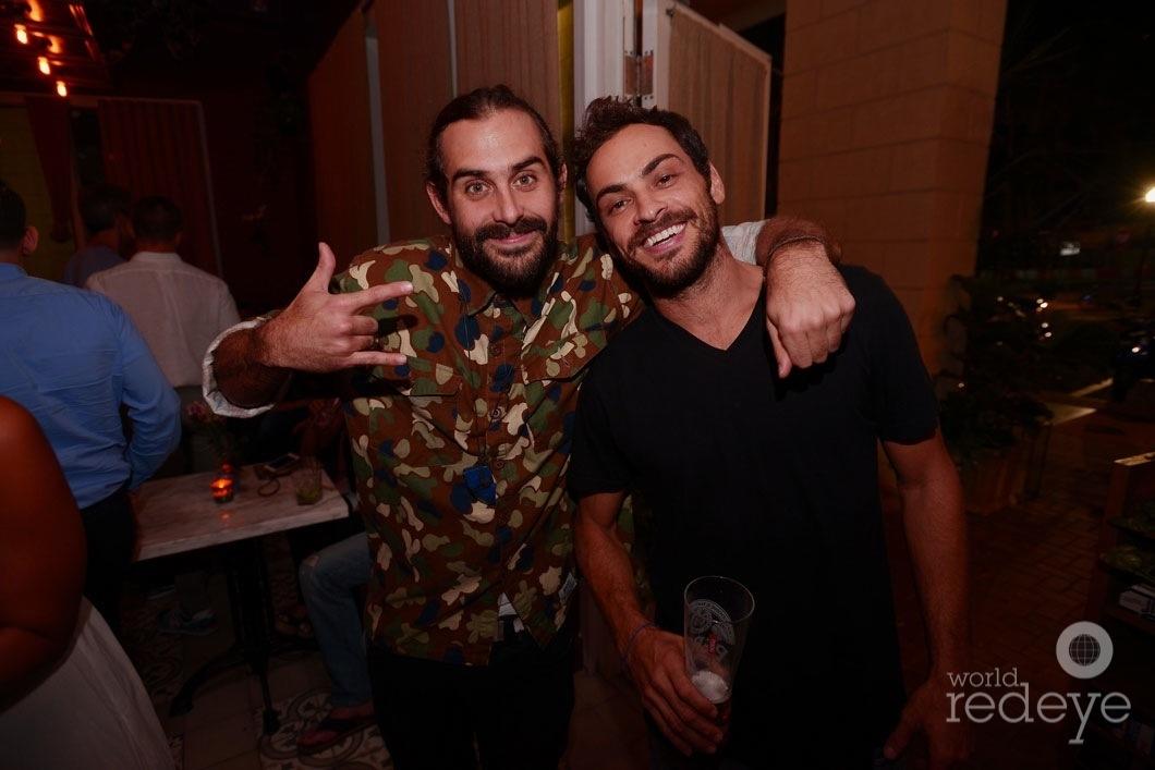 Los de la Vega & Paulo Cardoso2