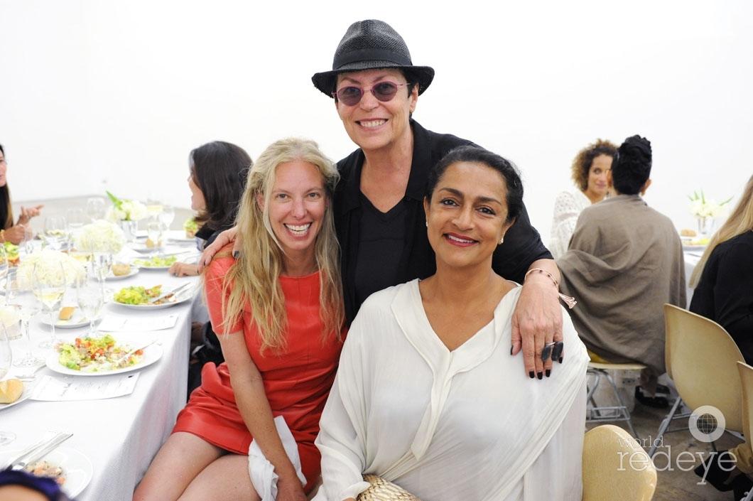 42-Michelle & Mera Rubell, & Ranjana Khan_new