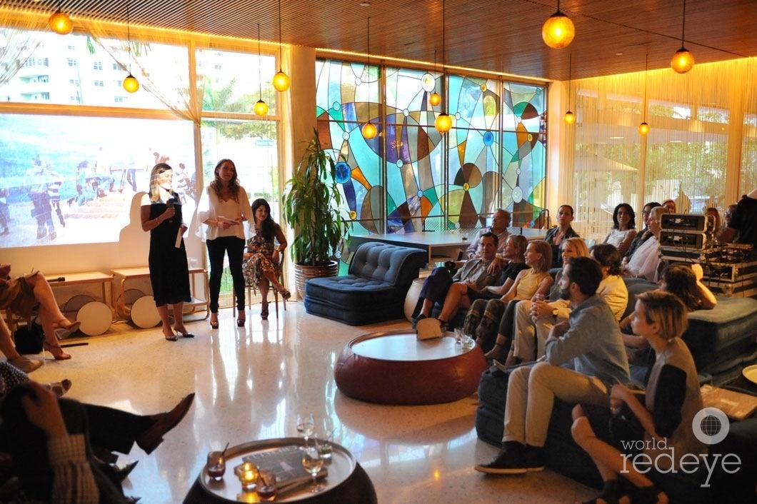13-Sarah Harrelson speaking, Tali Jaffe, & Cristina Lei Rodriguez