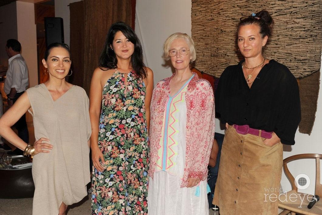 15-Teresita Fernandez, Cristina Lei Rodriguez, Paula Hayes, & Dara Friedman
