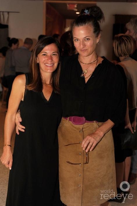 16-Sarah Harrelson & Dara Friedman