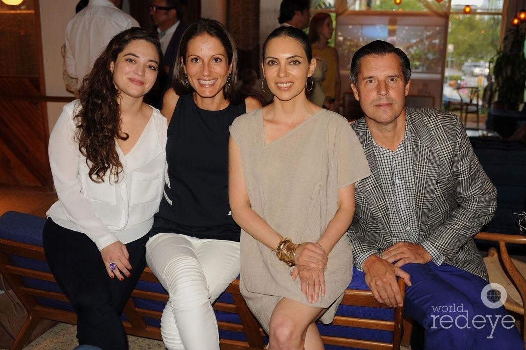20.6-Vanessa Fernandez, Sandra Santiago, Teresita Fernandez, & Dan Mikesell
