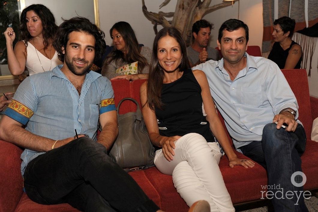 20.7-Michey Ashmore, Sandra Santiago, & Alex Fernandez