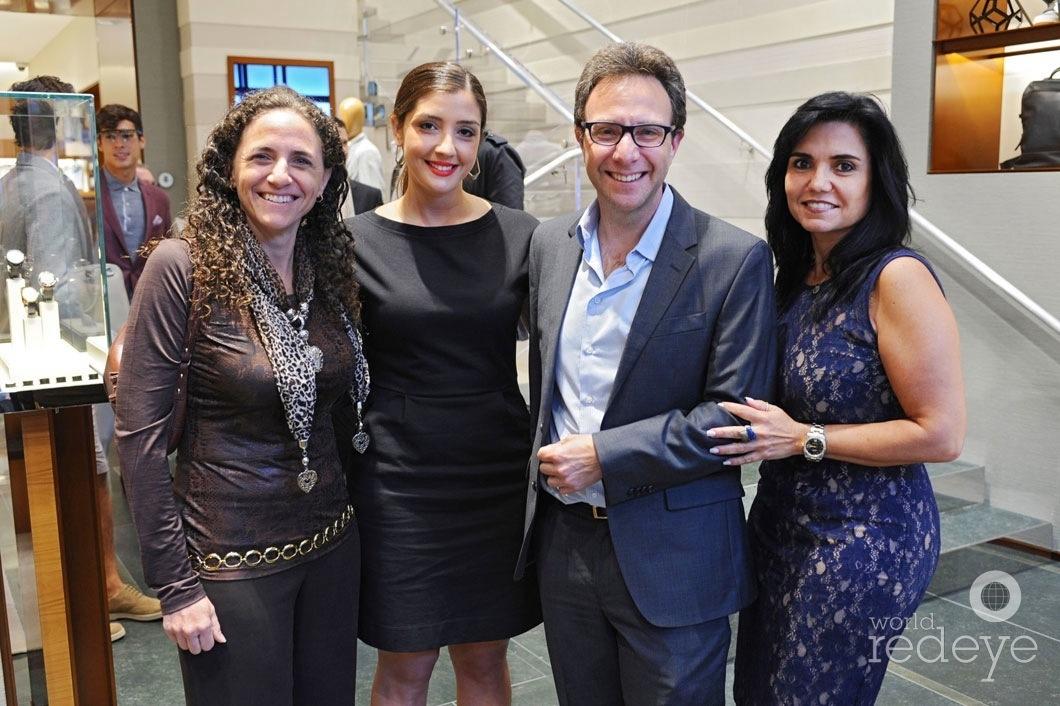 23.4a-Monica Moreno, Cara Diorio, Ariel Croitorescu, & Jeanette Mazon