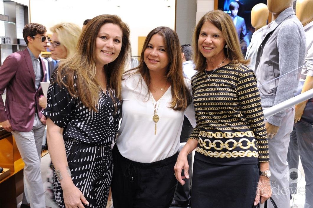 34-Frances Brodsky, Claudine Tate, & Carmen Lopez