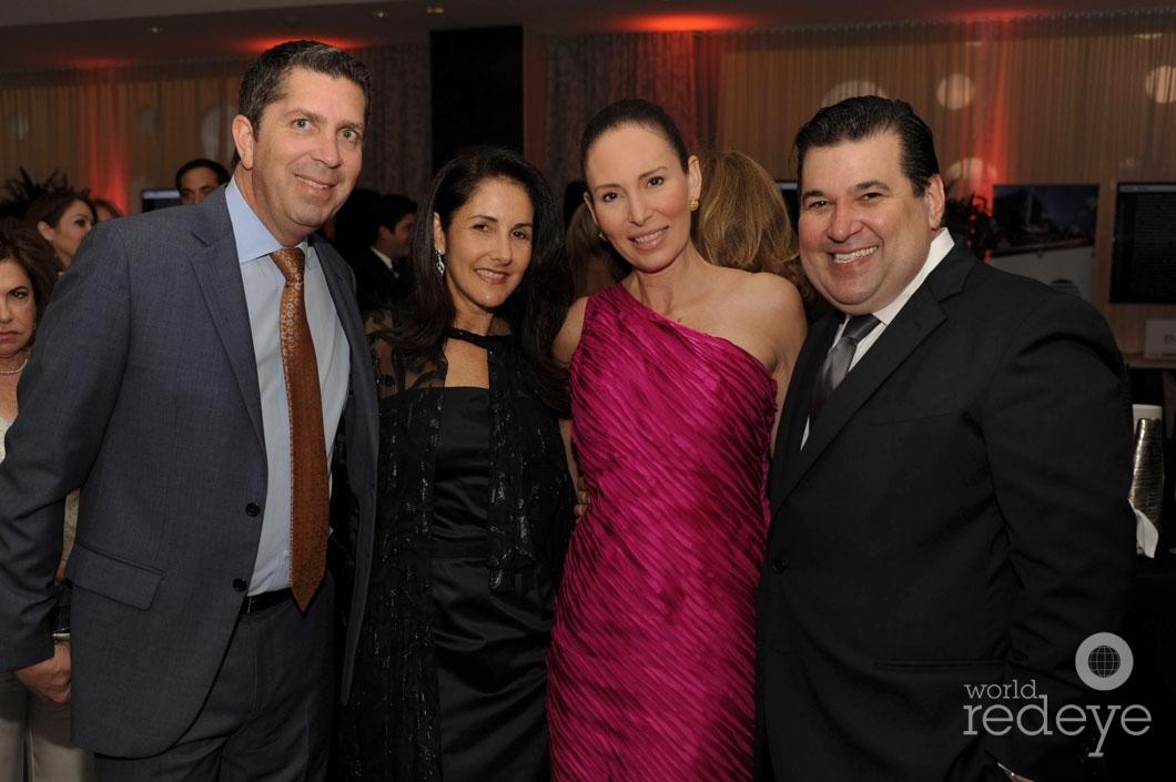 16 -Michael & Lana Bernstein, Mariacelia Blandon, & Alfredo J Gonzalez_new