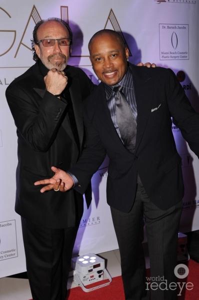 Bernie Yuman & Daymond John