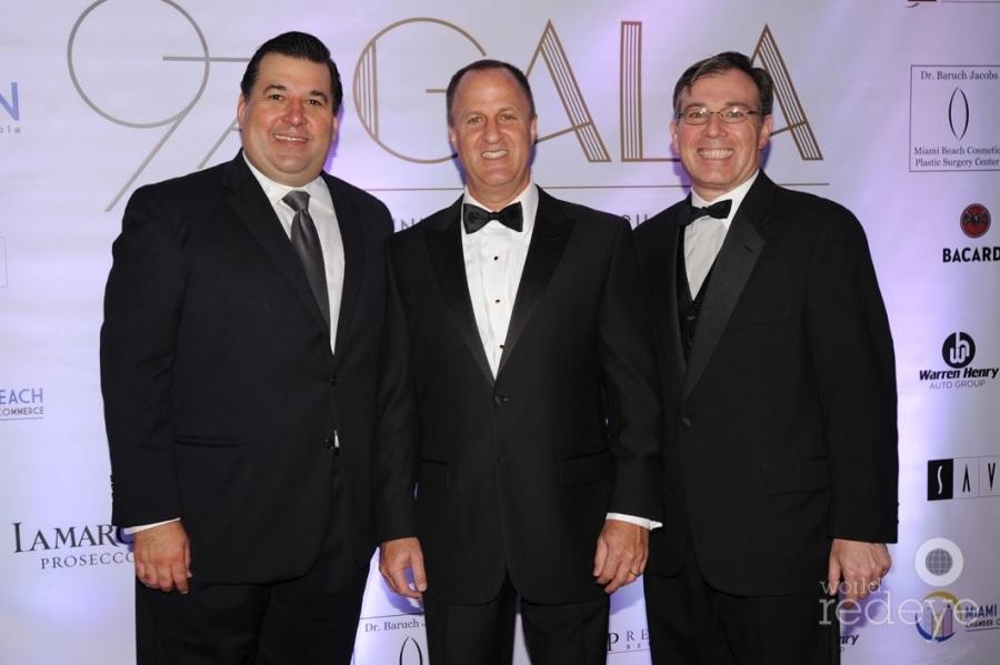 Alfredo Gonzalez, Michael Goldberg, & Aaron Tandy
