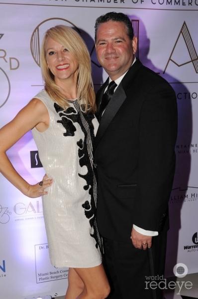 Amber & Scott Hersh