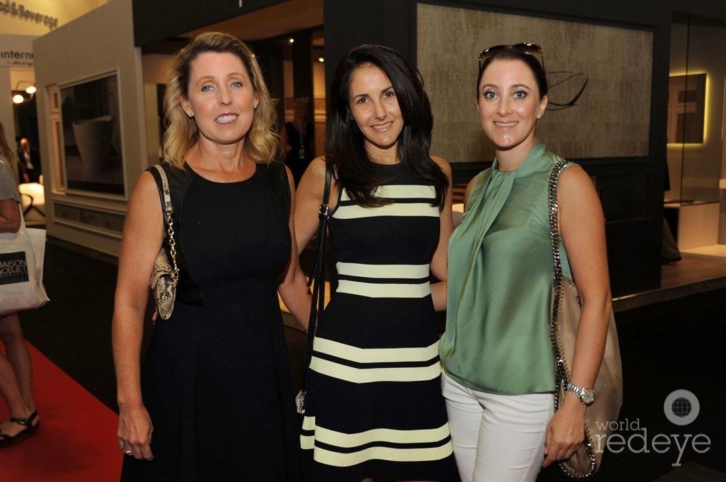22-Suzanne Murphy, Lana Bernstein, & Susanne Birbragher