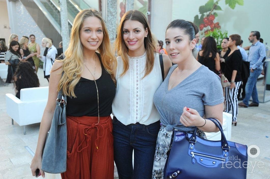 Dara Hirsh, Michelle Petrillo, & Shana Kaufman