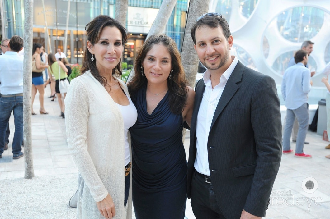Deborah Rosenberg, Erica Korman, & Jared Shapiro