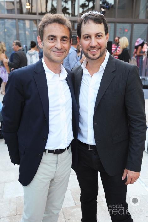 3-Philippe Brocart & Jared Shapiro2