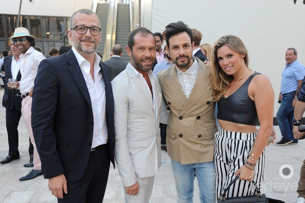 Aldo Chiaradia, William Pianta, Edwin Berrios, & Sara Martelo