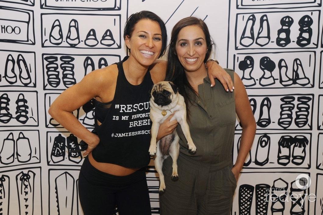 9-Rachel Robinson & Mina Rofeh