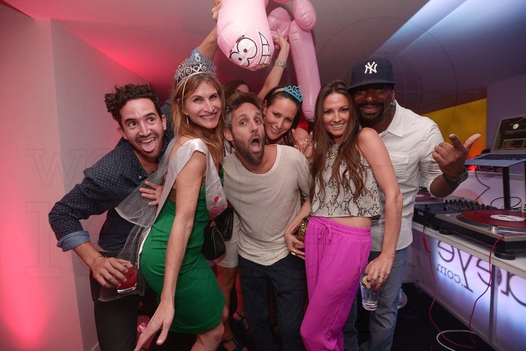 104.5-Rodrigo Gaya, Seth Browarnik, Jessica Newberg, & DJ Irie8