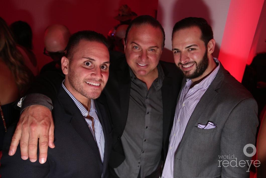 107-Rob Crosoli, Gino LoPinto, & Frankie Rags