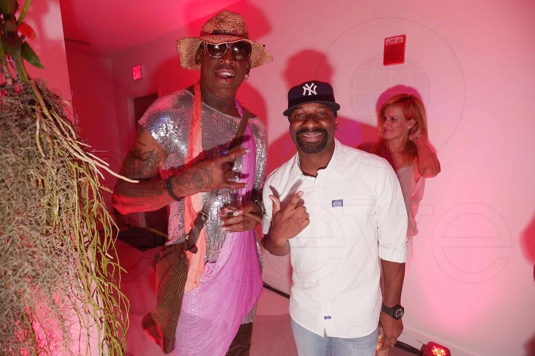 12-Dennis Rodman & DJ Irie2