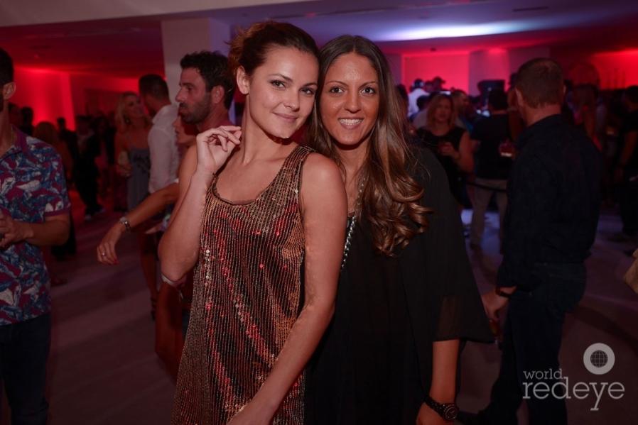 Sofiya Kalish & Lia Shahrebani