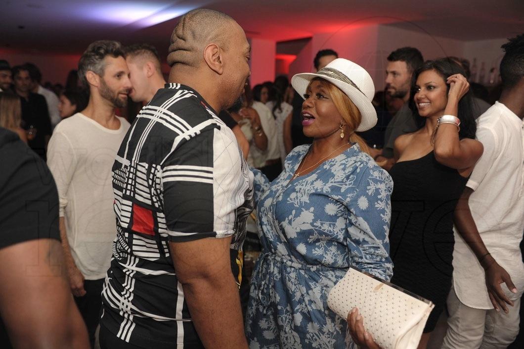 7-Timbaland & Janice Combs