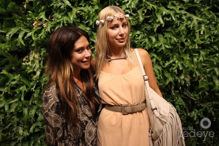 Cheryl Hohweiler & Rebekah Keida