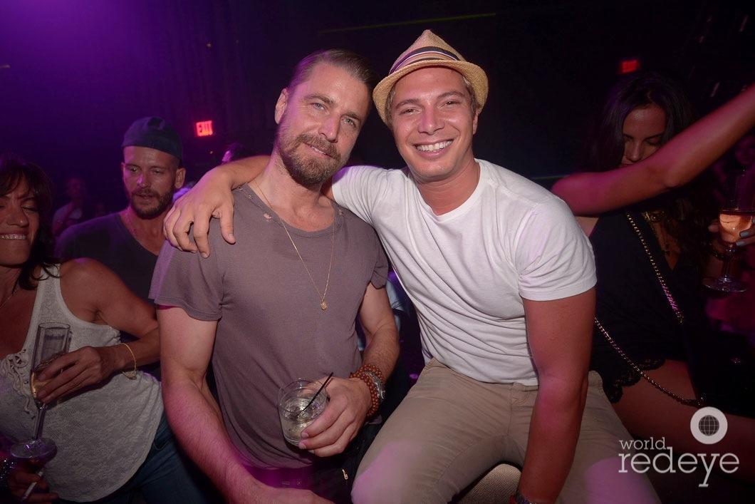 110-Nick D'Annunzio & Friend