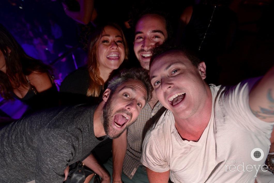 Seth Browarnik, Marni Blickman, Rodrigo Gaya, & Ryan Troy